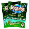 THE BUGPATCH 2 PACKS - 12 PATCHES