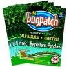 THE BUGPATCH 4 PACKS - 24 PATCHES